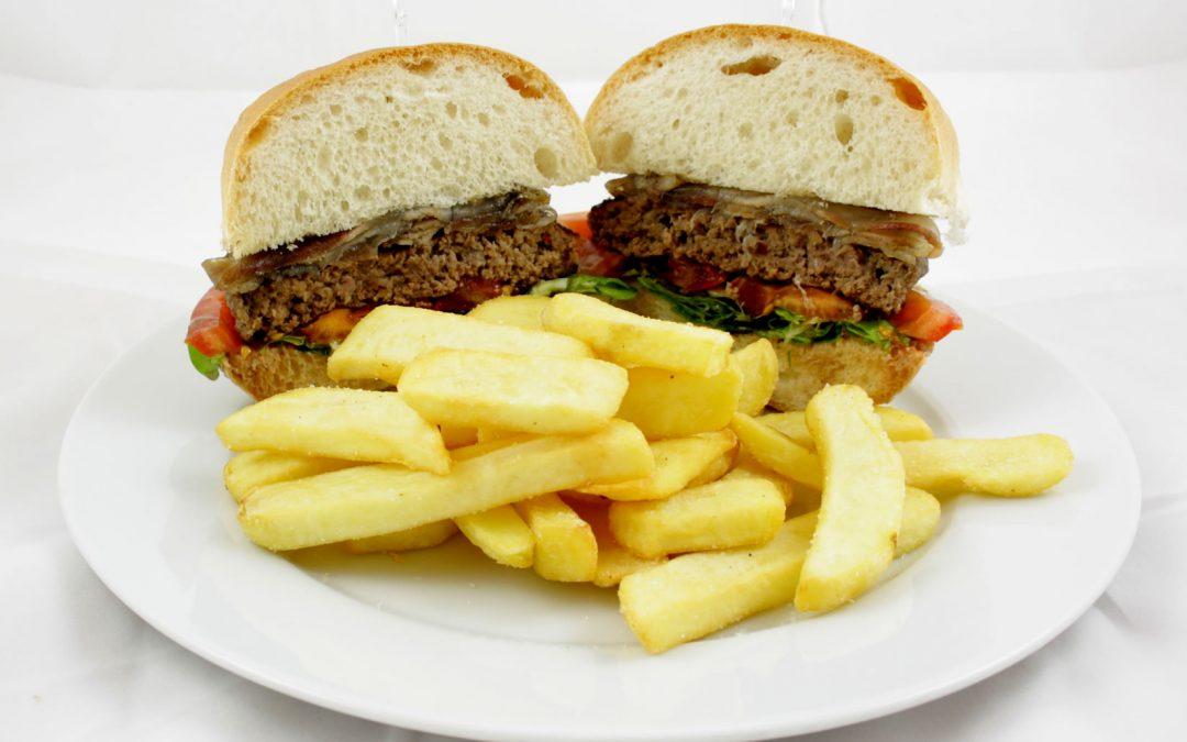 Hamburger Toscano
